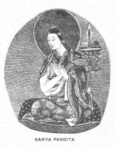 sakya-pandita